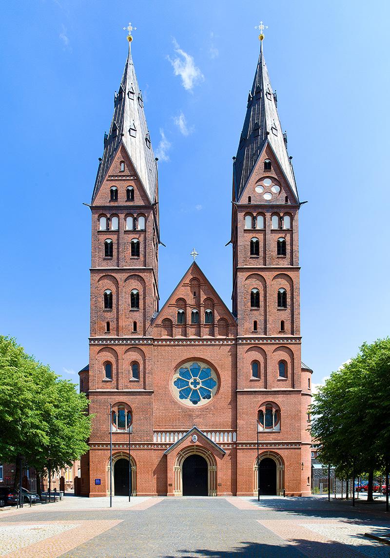 Hamburg Dom 279 800 1145 St Marien Dom Hamburg