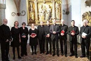 Konzert Mit Der Schola Gregoriana In St Petri St